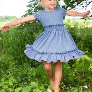 Matilda Jane Heather Blue Lap Dress